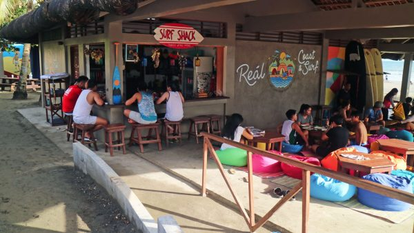 how to go to real surf quezon