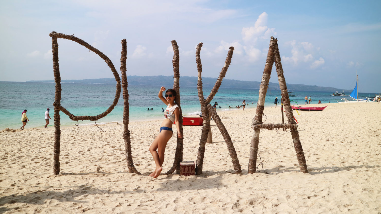 If You Re Looking For A Nice Place To Unwind Puka Beach Is Great Alternative The Known Boracay White Sand May Not Be That Powdery