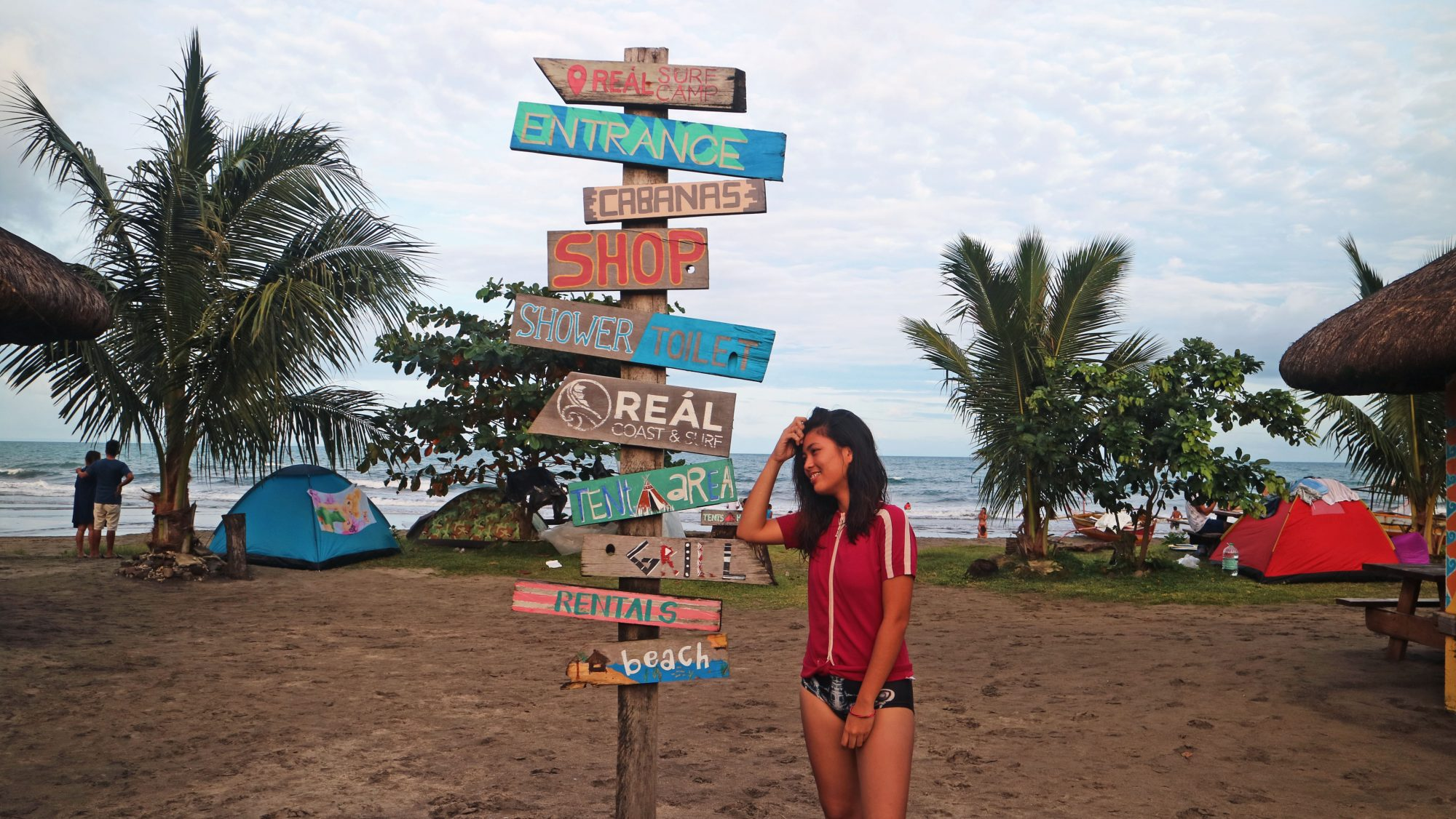Real Surf, Real, Quezon