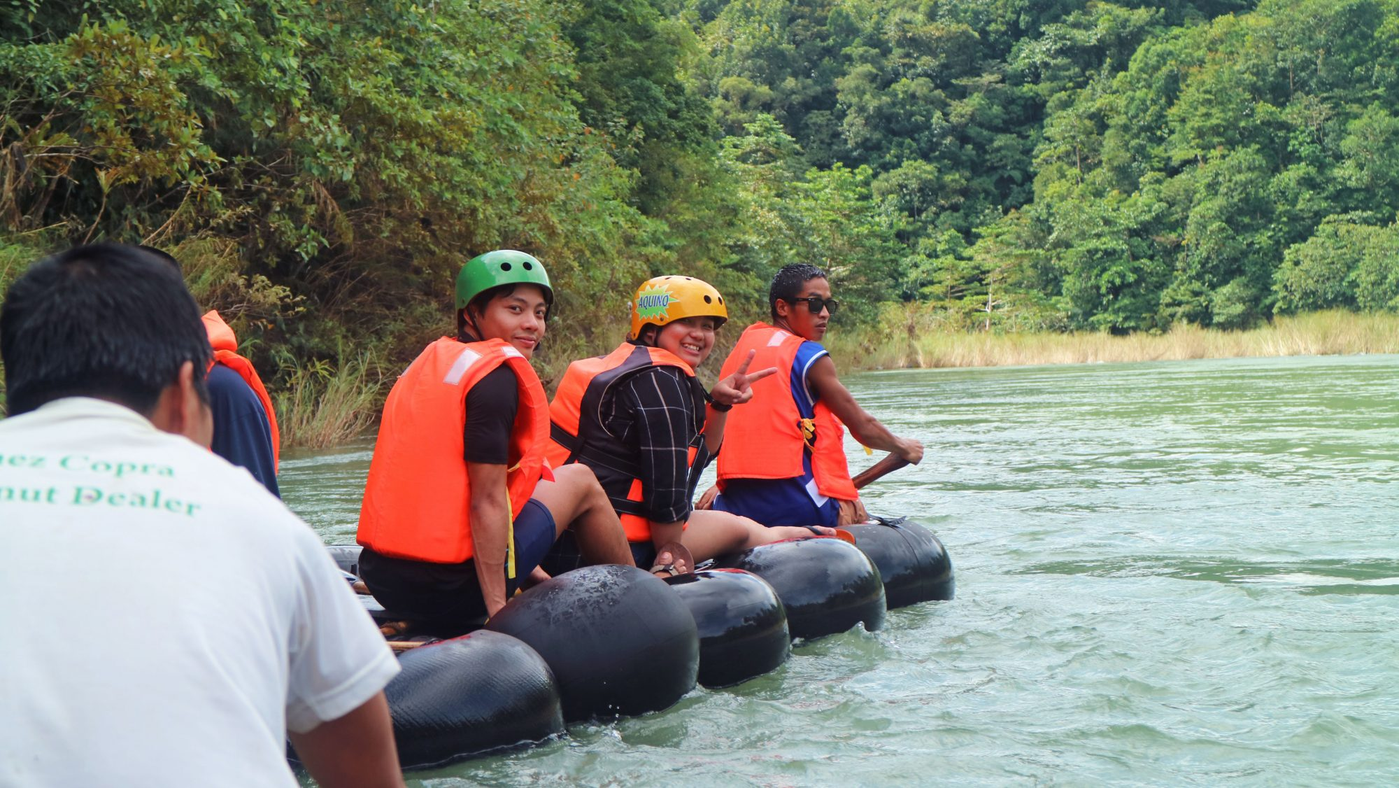 River Rafting, Real, Quezon